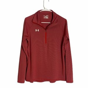 UNDER ARMOUR men's long sleeve pullover size M